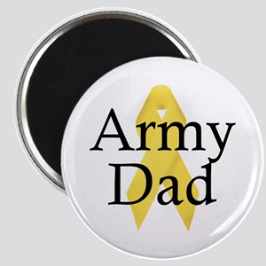 Army Dad Ribbon Magnet
