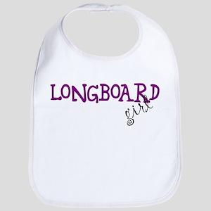 LONGBOARD GIRL Bib