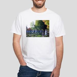 Korean war memorial White T-Shirt