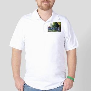 Korean war memorial Golf Shirt