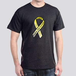 English Toy RibbonC Dark T-Shirt