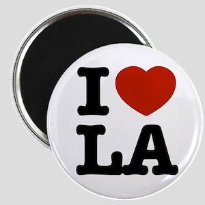 I love LA Magnet