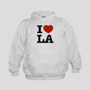 I love LA Kids Hoodie