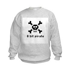 8-Bit Pirate Sweatshirt