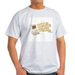 Don't Be Jealous Ash Grey T-Shirt