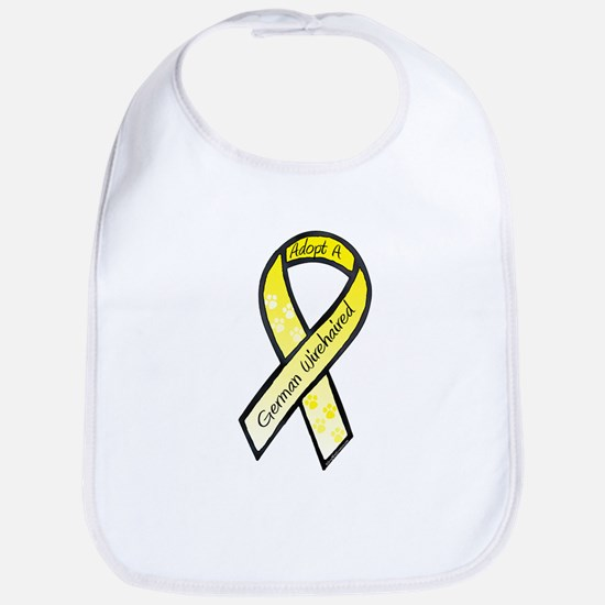 Wirehaired Ribbons C Bib