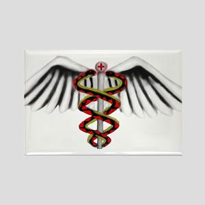 Medical Alert Symbol Magnets