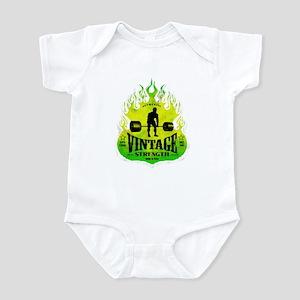 VINTAGE STRENGTH Infant Bodysuit