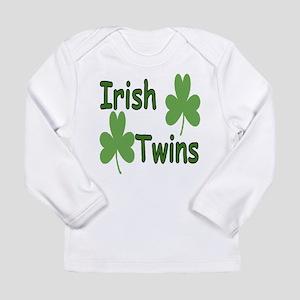 IrishTwinscompact Long Sleeve T-Shirt