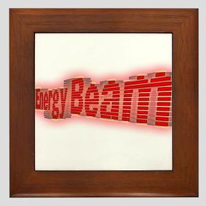 Energy Beam Framed Tile