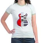 Tonality Jr. Ringer T-Shirt