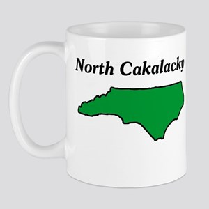 North Cackalackey Mug