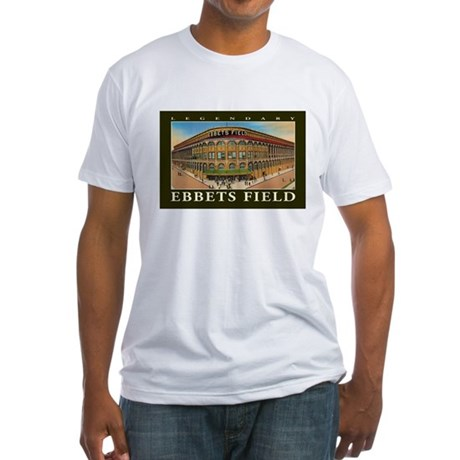 Ebbets Field Fitted T-Shirt