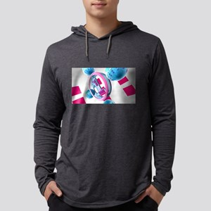 Number 1 Long Sleeve T-Shirt