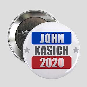 """John Kasich 2020 2.25"""" Button"""