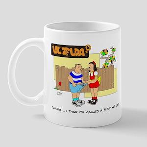 FLOATING RIB Mug