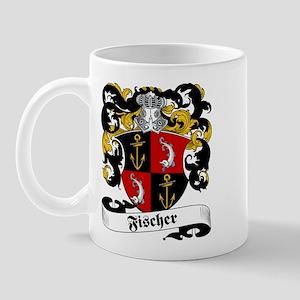 Fischer Family Crest Mug