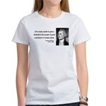 Thomas Jefferson 4 Women's T-Shirt