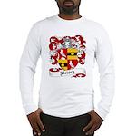 Fleisch Family Crest Long Sleeve T-Shirt