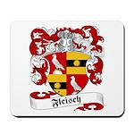 Fleisch Family Crest Mousepad