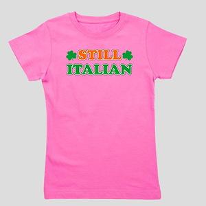 Still Italian Irish Shamrock T-Shirt