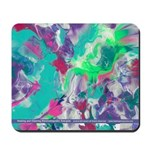 Clearing Electromagnetic Energies Mousepad