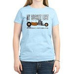 BUCKET LIST Women's Light T-Shirt