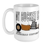 BUCKET LIST Large Mug
