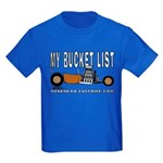 BUCKET LIST Kids Dark T-Shirt