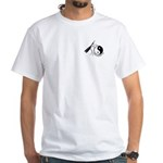 TKF Simple White T-Shirt