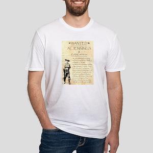 Al Jennings Gang Fitted T-Shirt
