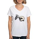 Screw Ewe Women's V-Neck T-Shirt