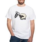 Screw Ewe White T-Shirt