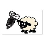 Screw Ewe Sticker (Rectangle)