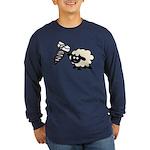 Screw Ewe Long Sleeve Dark T-Shirt