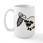 Screw Ewe Large Mug