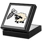Screw Ewe Keepsake Box