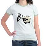 Screw Ewe Jr. Ringer T-Shirt