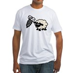 Screw Ewe Fitted T-Shirt