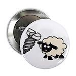 "Screw Ewe 2.25"" Button (100 pack)"