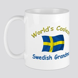 Coolest Swedish Grandma Mug