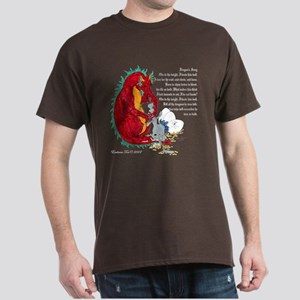 Dragon's Song chocolate T-Shirt