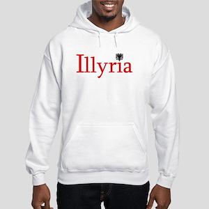 Illyria Hooded Sweatshirt