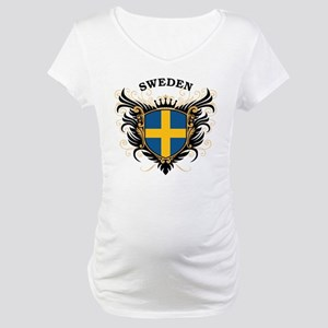 Sweden Maternity T-Shirt