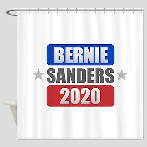 Bernie Sanders 2020 Shower Curtain