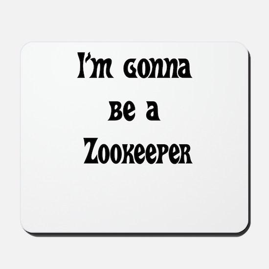 zookeeper Mousepad