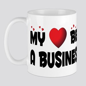 Belongs To A Business Analyst Mug