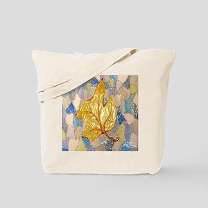 Poplar Leaf Tote Bag