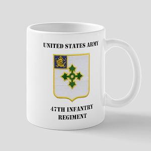 47th Infantry Regiment Mug