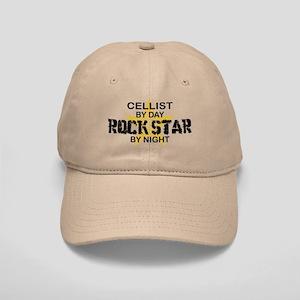 Cellist Rock Star Cap